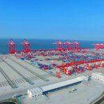 China: Shanghai se mantiene como el puerto más activo del mundo