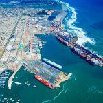 Puertos región de Valparaíso, Chile: Carga movilizada registró un alza del 3,1% en julio de 2020