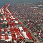 Crece flujo de carga en puertos chinos durante feriado en medio de recuperación económica